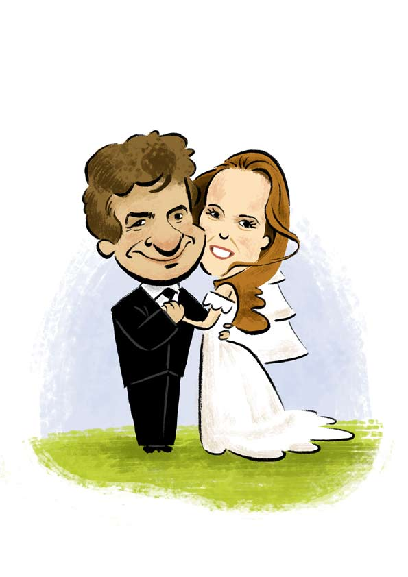 Funny Wedding Cartoons